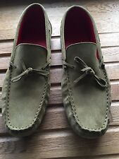 BN HACKETT BOW MOCCASIN SHOES SIZE 44