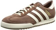 adidas Originals Beckenbauer Mens Trainers G96460 Brown UK 7 8 Leather Suede