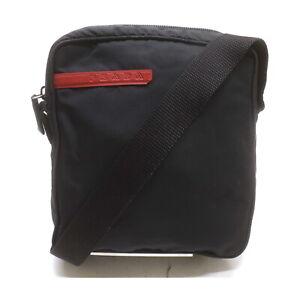 Prada Shoulder Bag Prada Sport Black Nylon 2301166