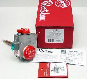 Gas Water Heater Thermostat Valve Robertshaw 110-206 (R110RTSP)