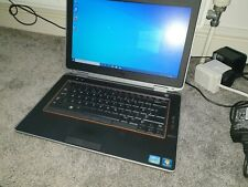 Dell Latitude E6420 Laptop Windows 10 320GB HDD 4GB RAM Intel Core i3 CPU