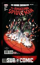 AMAZING SPIDER-MAN #797 LEGACY (MARVEL 2018 1st Print) GO DOWN SWINGING PART 1