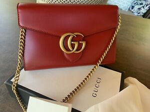 Gucci Chain Wallet RRP $2000 With Receipt
