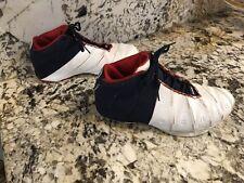 Dwyane Wade Converse Championship Shoe. 06 USA Red White & Blue Size 8.5  1y194