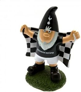 TOTTENHAM HOTSPUR FC FOOTBALL GARDEN CHAMP GNOME STATUES SPURS GIFT