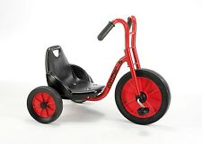 Winther Easy Rider, Dreirad, großes Vorderrad, 3-6 Jahre
