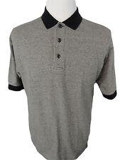 Harley-Davidson Mens S Gray Cotton Polo Golf Shirt with logo Sheboygan, WI