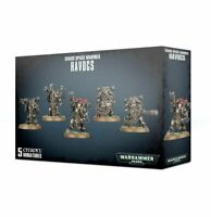 Chaos Space Marines Havocs Warhammer 40K Black Legion NIB Flipside