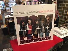 Tom Petty & The Heartbreakers Complete Studio Albums Vol 1 box set sealed vinyl