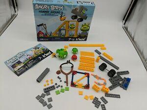 K'NEX Angry Birds Hammin' Around - 2012 Complete