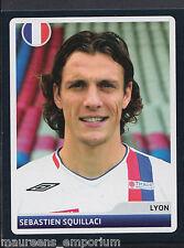 Panini Football Sticker-Champions League 2006-07 - No 267 - Lyon - Squillaci
