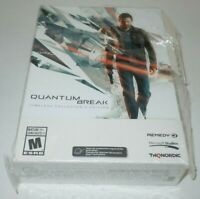 Quantum Break Timeless Collector's Edition PC Complete Limited LE CE