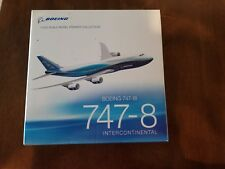 BOEING 1/400 Scale Model PREMIER COLLECTION!! 747-8i INTERCONTINENTAL NIB