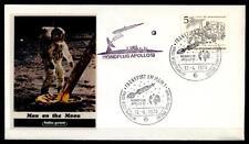 Apollo 13. Mondflug 12.4.1970, Astrophilatelie. SoSt, Frankfurt. BRD 1970