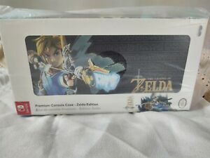 Nintendo Switch Zelda Carrying Case Travel Legend New Free Shipping