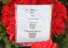 DR.Miller's ORIGINAL Tea 12 Mo.96 Bags $125.00 Compare price!