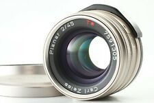 【Near MINT】 Contax Carl Zeiss Planar T* 45mm f/2 Lens for G1 G2 from JAPAN 187