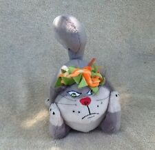 Disney Store Cinderella LUCI Cat LUCIFER Plush Beanie Doll Toy