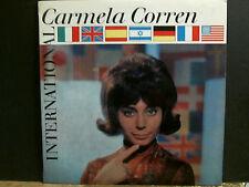 CARMELA CORREN  International  LP  Eurovision 1963  Fem Vox  NEAR-MINT !