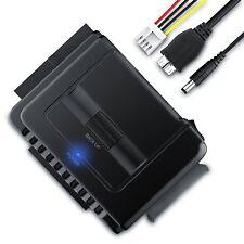 USB 3.0 a IDE e SATA Converter Hard Drive Adattatore | Universale 2.5/3.5/5.25 D