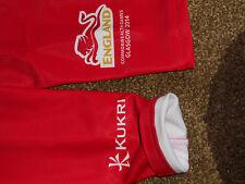 KUKRI TEAM issue ENGLAND Commonwealth games NALINI cycling bike leg warmers