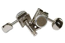 GOTOH SD91 Magnum Lock Traditional locking tuners 6-inline Nickel