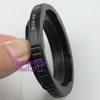 "B4-EOS For Canon Nikon B4 2/3"" Lens to Canon EF EOS Camera Adapter 5D3 700D 7D2"