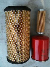 Hanix H15B-2 Mini Excavator Filter Kit  (Air, Oil, & Fuel Filters)