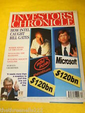 INVESTORS CHRONICLE - HOW INTEL CAUGHT BILL GATES - MARCH 21 1997