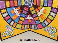 2006 Trivial Pursuit Totally 80s Board Game Replacement Game Board Only