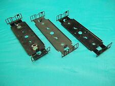 3 Lionel O Scale Trains Metal Base Plates See Pictures!