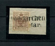 """Österreich - """"Weiskirchen"""" Luxus Briefstück   (#1117)"""