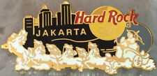 Hard Rock Cafe JAKARTA 1990s Ramayana Cityscape w/ Horses Chariot PIN HRC #3743