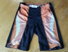 Running compression shorts triathlon cycling swimming jammer large lycra