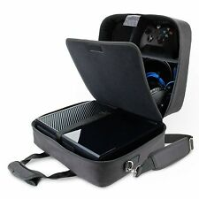 USA Gear Xbox One X Xbox One S Travel Case Carrying Bag For Console Controller