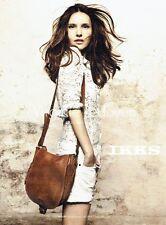 PUBLICITE ADVERTISING 126  2011  Ikks pret à porter Virginie Ledoyen Jan Welters