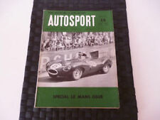 June Autosport Weekly Magazines