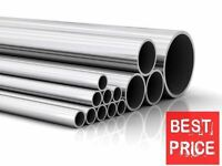 Stainless Steel Round Tube / Pipe -VARIOUS SIZES- 304 GRADE - 1 METER LONG !!!