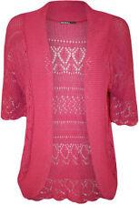 Größe 58 Damen-Pullover & -Strickware ohne Muster in Übergröße