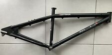 "Commencal Absolut Bike 16"" Frame 2005 Cro-Mo Jump Dirt Black 26"" Wheels Hardtail"