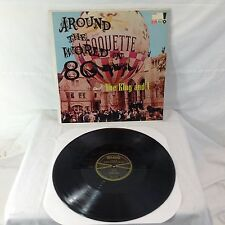 Around the World in 80 Days and The King and I LP  VG++