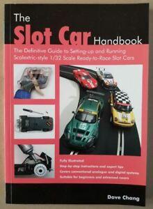 The Slot Car Handbook by Dave Chang - new