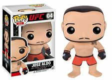 UFC Jose Aldo Funko Pop Vinyl Action Figure Toy Collectible
