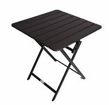 Aluminium Klapptisch Gartentisch Balkontisch Beistelltisch Tisch Grau Nr.626 Neu