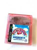 Koro Koro Kirby Tilt 'n' Tumble Nintendo GBC GameBoy Color Japan Japanese