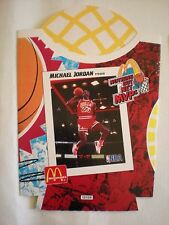 Mint 1993 McDonald's Michael Jordan MVP French Fry Box