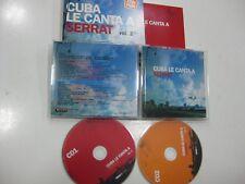 CUBA LE CANTA A SERRAT 2CD SPANISH VOL.2. 2007