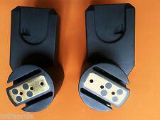 Quinny Zapp / Zapp Xtra Adapters for Maxi Cosi Car Seats