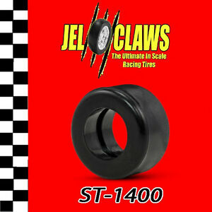 1/32 Scale Slot Car Tire fits Scalextric F1 Rears