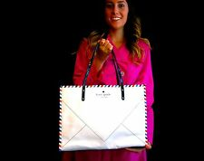 NWOT Kate Spade Joseph Bon Shopper Tote Bag 'Par Avion' AIRMAIL RED WHITE BLUE